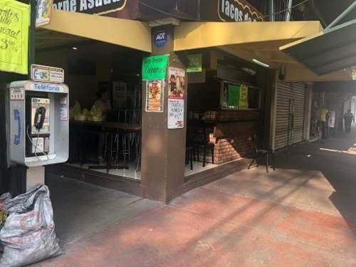 Se Traspasa Local Comercial Operando Restaurante Sin Bebidas Alcoholicas Veronica Anzures Miguel Hid