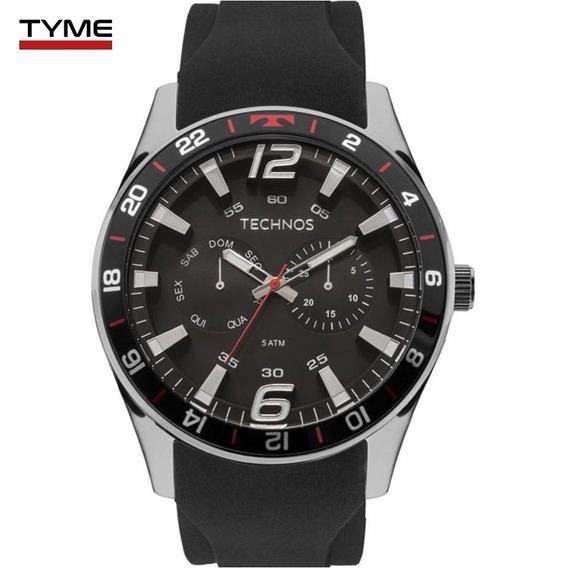 Relógio Technos Masculino Racer 6p25bn/8p - C/ Nota Fiscal