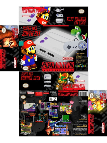 Arte Do Snes Baby (pdf, Jpeg, Cdr)