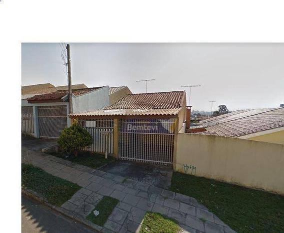 Casa Com 2 Dormitórios À Venda, 59 M² Por R$ 114.720,00 - Iguaçu - Araucária/pr - Ca2808