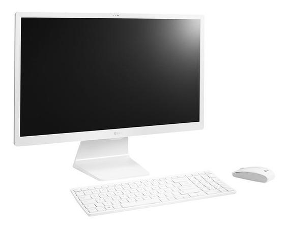 Computador All In One LG 22v280 Intel Celeron 4 Gb 500 Gb