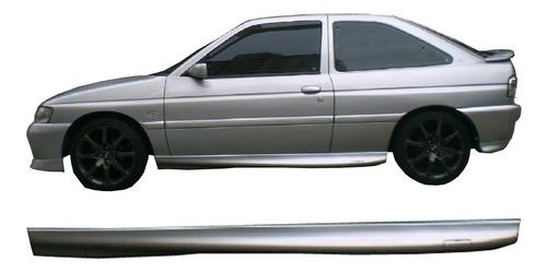 Cubre Zocalo Ford Escort Rs 95-03 Por Juego