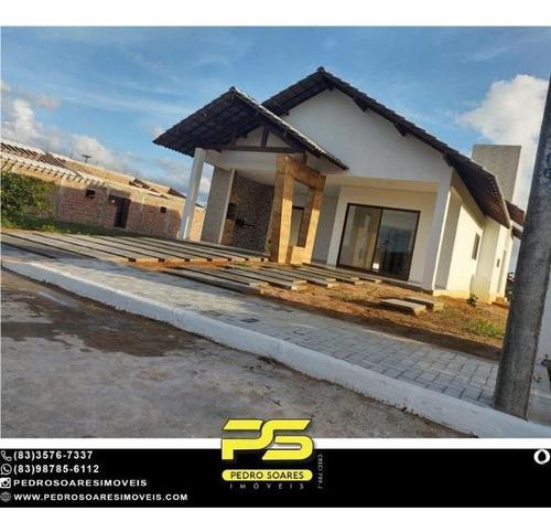 Casa Com 3 Dormitórios À Venda, 330 M² Por R$ 450.000,00 - Bananeiras - Bananeiras/pb - Ca0998