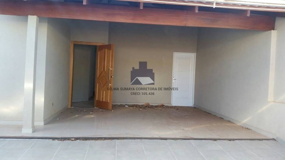 Casa A Venda No Bairro Parque Residencial Laureano Tebar Ii - 2018007-1