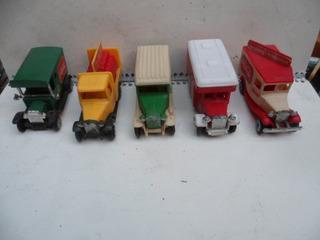 Coleção Mini Caminhões Coca-cola $65