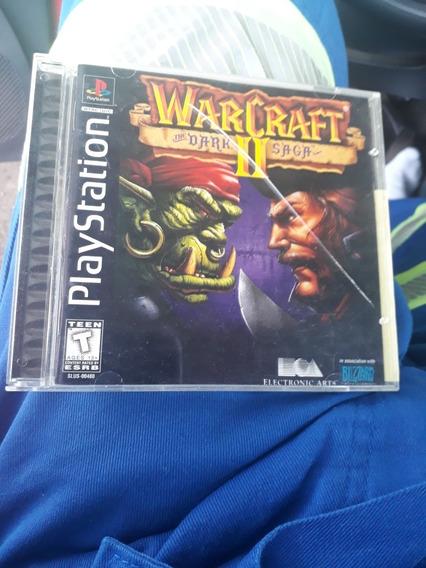 Warcraft 2 The Dark Saga Ps1 Original Campinas