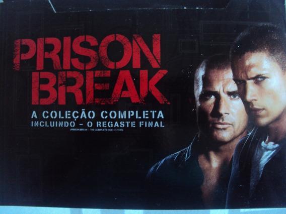Prison Break - Série Completa + Resgate Final