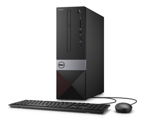 Desktop Dell Vostro Vst-3470-u40 I7 8gb 1tb Ubuntu Tpm 2.0