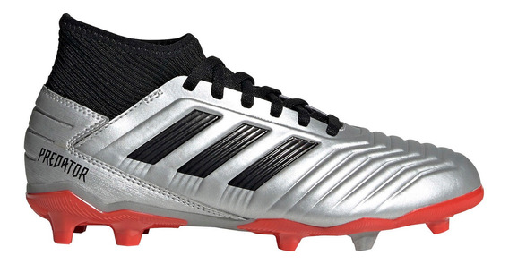 Botines adidas Predator 19.3 Fg Jr-g25795- Open Sports