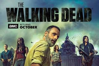 The Walking Dead - 9ª Temporada Dublada 8 Episódios