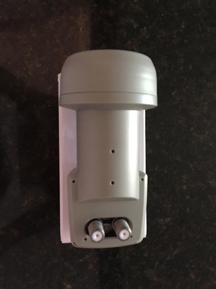 Kit 10 Lnb Duplos Universal (telesystem / Wnc )
