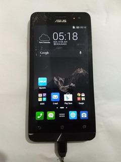 Celular Asus Zenfone 5 A501 16gb 1.6 Ghz Dual Chip C Defeito