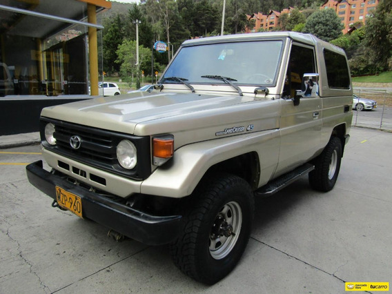Toyota Land Cruiser Full Inyeccion Blindada