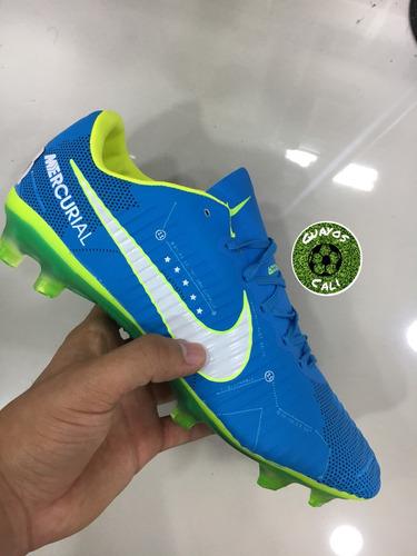 harto medias Espantar  Nike Mercurial De Neymar Azules   Mercado Libre