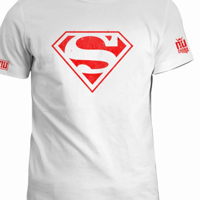 Camiseta Ropa Y Camisetas Mercado Rojas Accesorios En Superman qc5Rj34LA