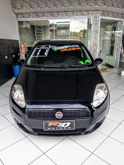 Fiat Punto Flex 1.4 Completo 2011