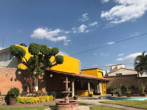 Jardin De Eventos En Amate Redondo / Cuernavaca - Caen-442-ja