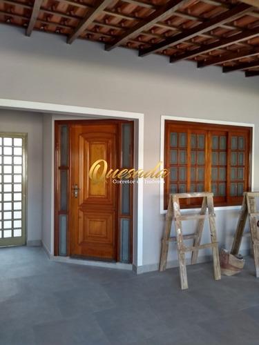 Casa À Venda Na Vila Maria Helena - Indaiatuba - Sp - Quesada Imóveis - Ca00278 - 69247644