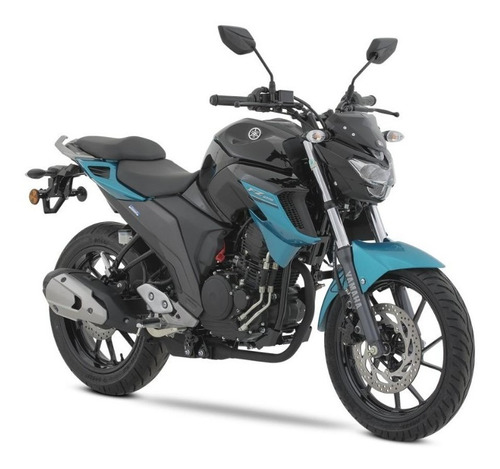 Yamaha Fz25 250cc Financia En 60 Cuotas Delcar Motos®