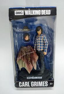 Carl Grimes The Walking Dead Mcfarlane Toys Cordoba