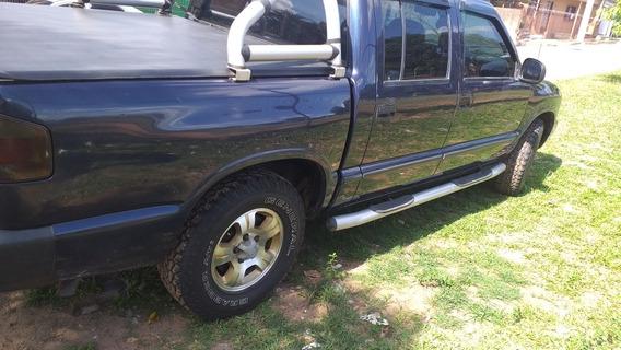 Chevrolet S10 Gabine Dupla