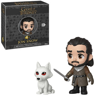 Funko Pop 5 Star Game Of Thrones Jon Snow Nuevo Original