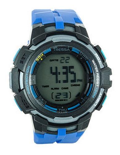 Reloj Tressa Digital Mod Yard 100m Para Hombre Liniers