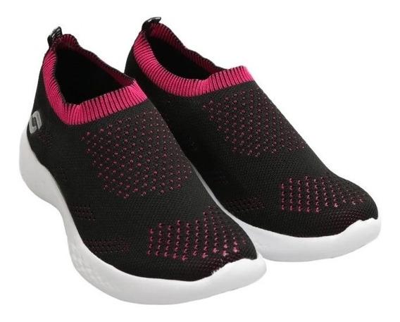 Zapatillas Mujer Urbanas Soft Panchas Ultra Livianas Elastiz