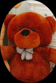 Urso Gigante 100cm (vai Cheio)