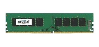 Memoria Dimm Ddr4 Crucial Ct4g4dfs8266 4gb /v /vc