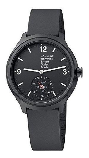 Mondaine Helvetica - Reloj Inteligente Para Hombre (mh1b2s20