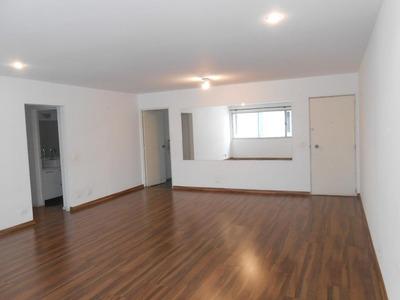 Apartamento Em Itaim Bibi, São Paulo/sp De 137m² 3 Quartos Para Locação R$ 4.000,00/mes - Ap226411