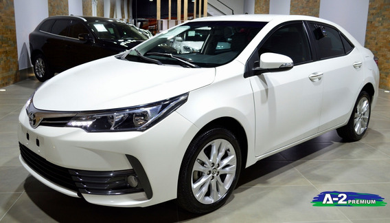 Toyota Corolla 2.0 16v Xei Flex Multi-drive S 4p 2014