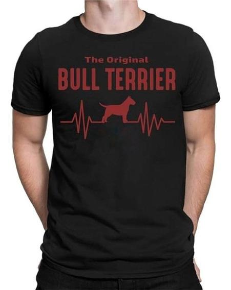 Remera Bull Terrier Hf ® (6) Original 100% Serigrafia