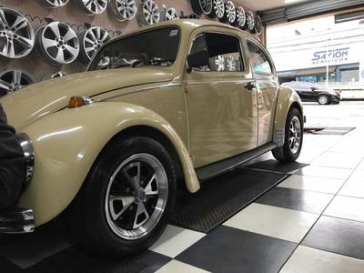 Vw Fusca 1.600 Garagem Retrô