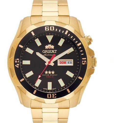 Relógio Orient Masculino Automático 469gp078 P1kx
