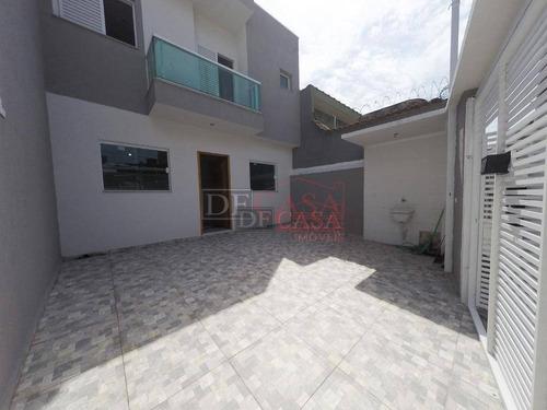 Imagem 1 de 23 de Sobrado Com 2 Dormitórios À Venda, 64 M² Por R$ 340.000,00 - Burgo Paulista - São Paulo/sp - So3881