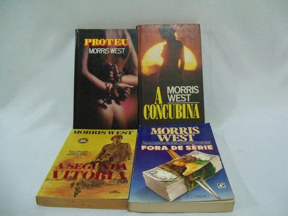 Livros Coleção Morris West - Usados - Leia O Anúncio