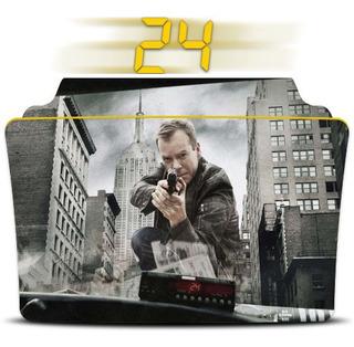 24 Horas Serie Completa 720p Hd Digital