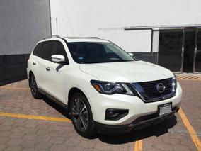 Nissan Pathfinder Exclusive Cvt 2017