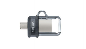 Pendrive 64gb Sandisk Celular Otg E Pc Ultra Usb 3.0 Dd3