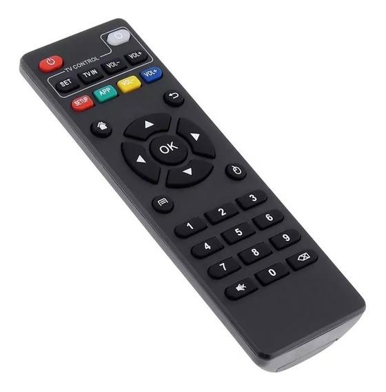 Controle Remoto Box Tv Bo X 4k