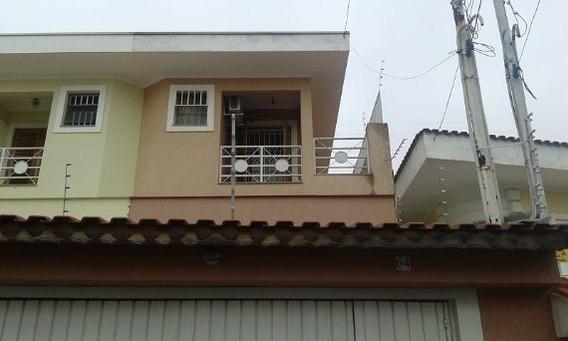 Venda Residential / Sobrado Parada Inglesa São Paulo - V36368