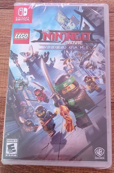 Jogo Lego Ninjago Movie Nintendo Switch