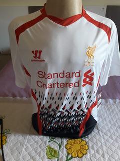 Camisa Original Warrior Liverpool Tam G