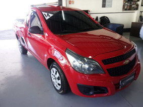Chevrolet Montana Ls (n. Serie) 1.4 8v 4p 2014