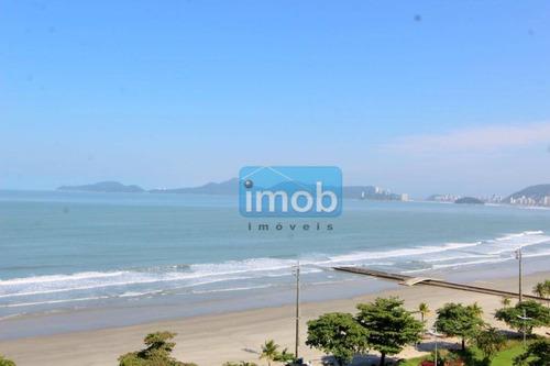 Imagem 1 de 30 de Apartamento Com 3 Dormitórios À Venda, 117 M² Por R$ 850.000,00 - Aparecida - Santos/sp - Ap7257