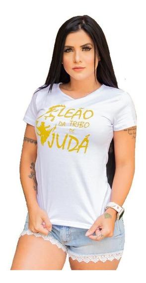 T Shirts Blusinha Feminina Para Revenda. Kit 10 Peças