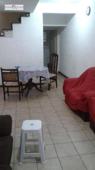 Sobrado Com 3 Dormitórios À Venda, 100 M² Por R$ 339.999,97 - Butantã - São Paulo/sp - So0801