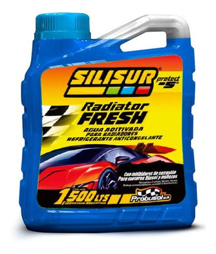 Silisur Radiator Fresh 1,5l Líquido Refrigerante Radiador